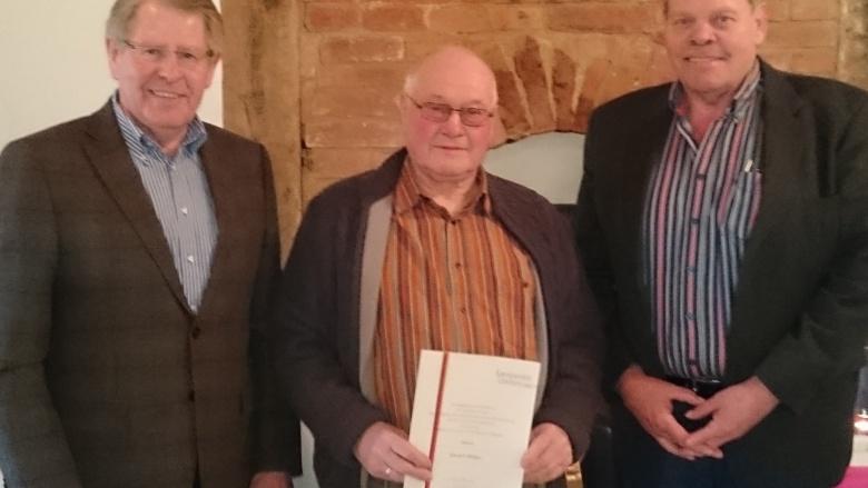 Ehrung langjähriger Mitglieder im Kreisverband der Senioren-Union Osterholz